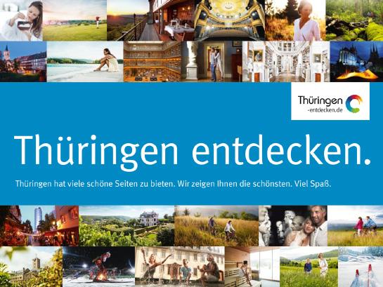 Thüringen entdecken.