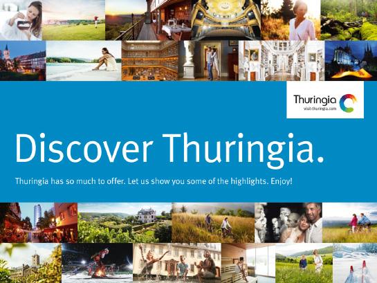 Discover Thuringia.
