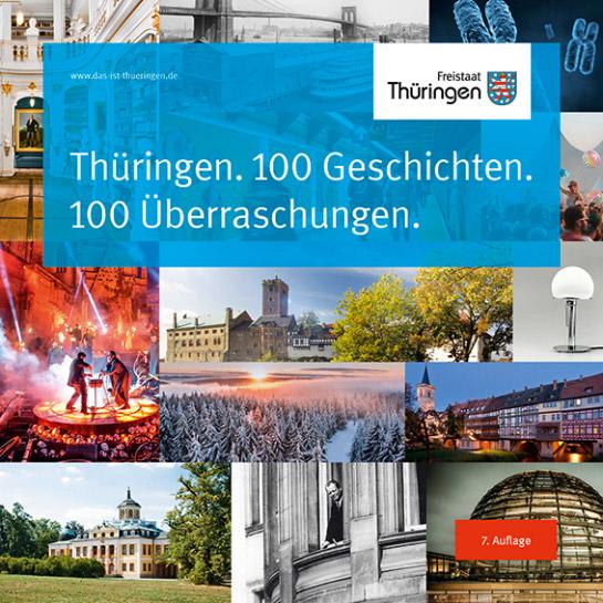 Thüringen. 100 Geschichten. 100 Überraschungen. (DEU)